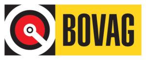 Bovag logo liggend
