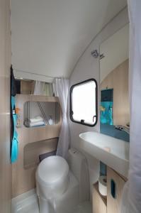 Adria Aviva 2017 toilet