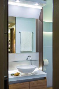 Adria Alpina 2017 binnenzijde badkamer