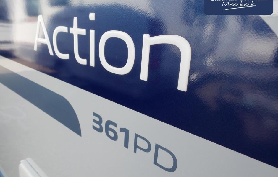 Foto van Adria Action 361 PD + Mover