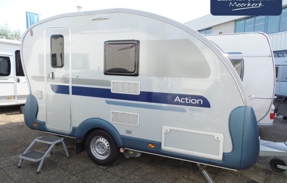 Foto van Adria Action 361 PD + Mover