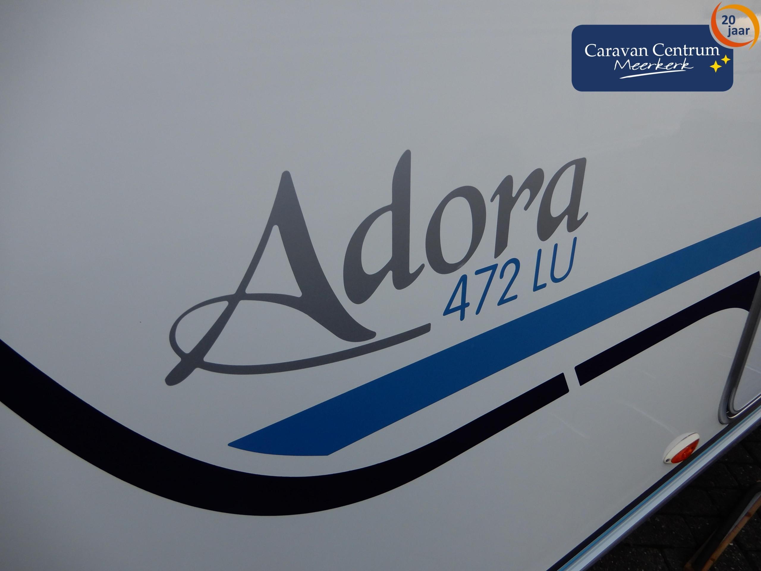 Foto van Adria Adora 472 LU + Mover + Voortent