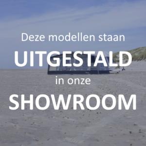 Showroommodellen voortenten