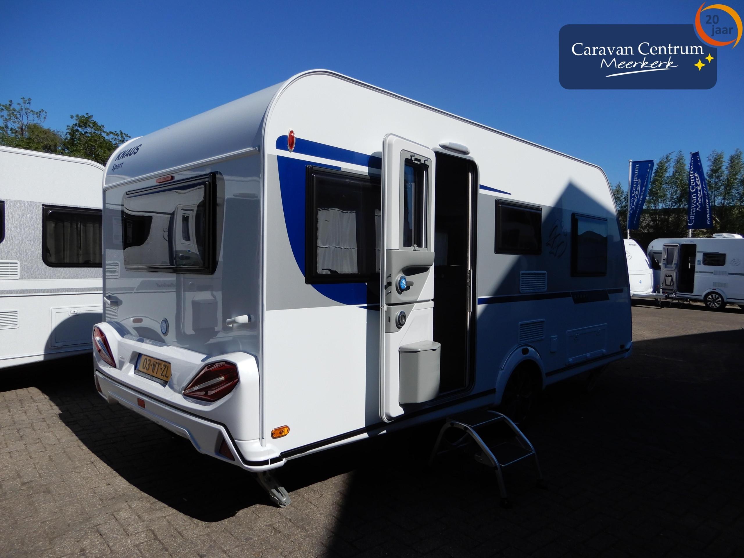 Foto van Knaus Sport Silver Selection 460 EU + Mover