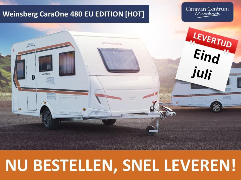 Foto van Weinsberg CaraOne Edition HOT 480 EU SNEL LEVERBAAR