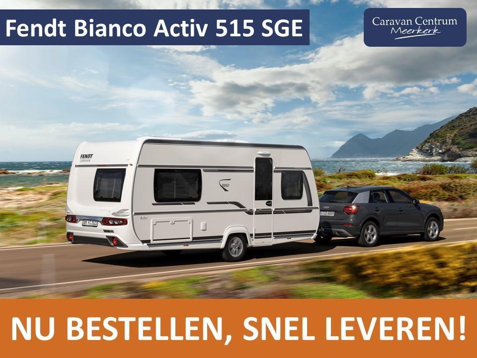 Foto van Fendt Bianco Activ 515 SGE SNEL LEVERBAAR!